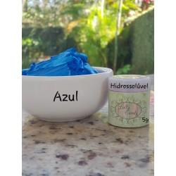 Corante Azul Hidrossoluvel com 5g