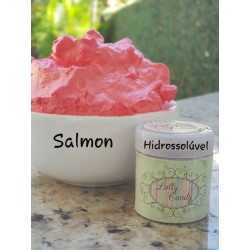 Corante Salmon Hidrossoluvel com 5g