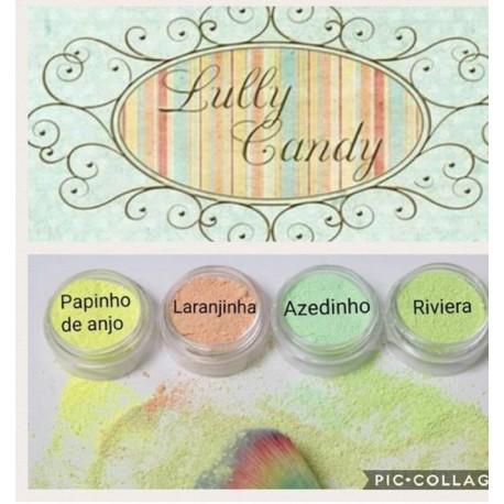Conjunto Fosco 3 com 4 cores