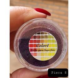 Corante Colore Pisca 8